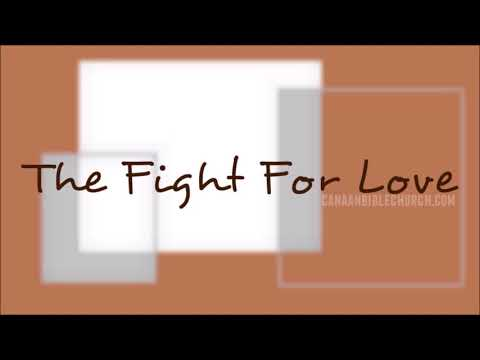 The Fight for Love
