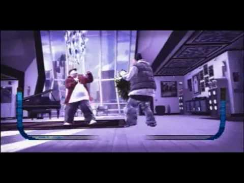 Def Jam Icon: Fat Joe Vs. T.I.  Gameplay (DZ-Games Inc. Exclusive)