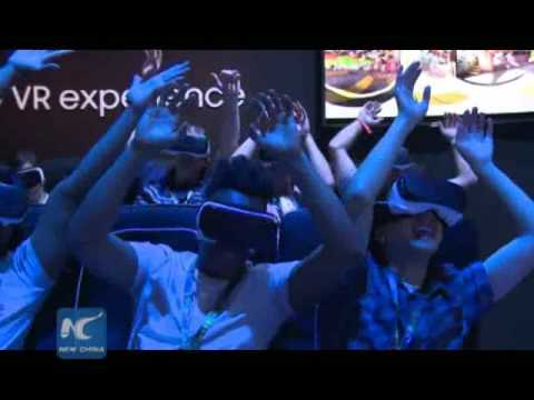 Virtual reality takes center stage at E3 in Los Angeles