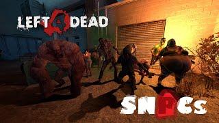 Left 4 Dead SNPCs  | Garry's Mod 13