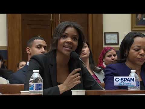 Rep. Ted Lieu plays Candace Owens' Hitler remarks on phone during House hearing on white nationalism