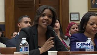 """Rep. Ted Lieu plays recording of Candace Owens: """"I don't know Ms. Owens. I'm not going to characterize her. I'm going to let her own words do the talking."""