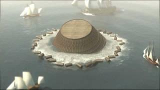 Cherbourg : La plus grande rade artificielle du monde