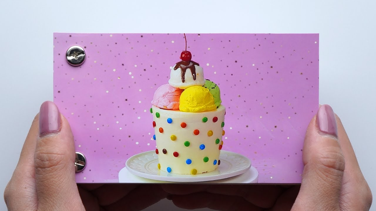 Big IceCream Cake For Holiday FlipBook | Cake FlipBook