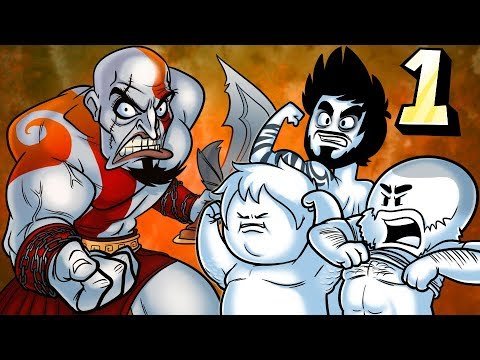 Oney Plays God of War WITH FRIENDS - EP 1 - ME SON