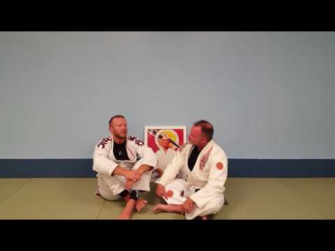 Gracie jiu-jitsu  black belt interview eli knight