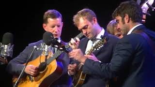 Punch Brothers-Watch 'at Breakdown live in Highland Park,IL 8-14-17