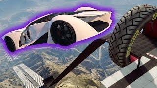 GTA 5 CUNNING STUNTS DLC GAMEPLAY X80 ( GTA 5 FUNNY MOMENTS )