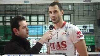 16-01-2011: Intervista a Matey Kaziyski nel post NewMater-Trento