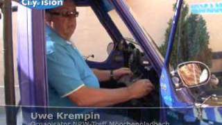 Piaggio Ape City Vision TV-Bericht