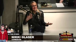 Comedian Nikki Glaser's boyfriend refuses to say