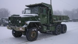 1985 AM General M929 5-ton 6x6 Dump Truck on GovLiquidation.com