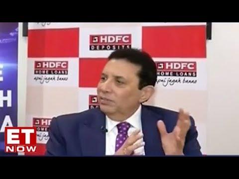 Keki Mistry Of HDFC Talks About Co's Quarterly Earnings