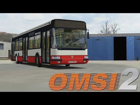 OMSI 2 - Irisbus Citybus 12M - ZF 5HP-500 & Allison T280R