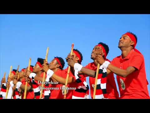 Dinqeessaa Imaanaa: Akka Gubataa Marqaa ** NEW 2018 Oromo Music