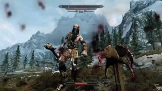Elder Scrolls V Skyrim Gameplay Video (HD 720p)