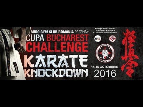 Bucharest Challange Cup 2016, suprafata A