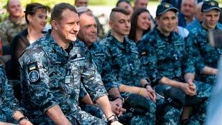 Пресс-конференция украинских моряков   12.09.19