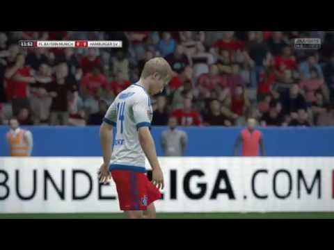 Fifa 16 career mode\manager Fc Bayern Munich ep 2