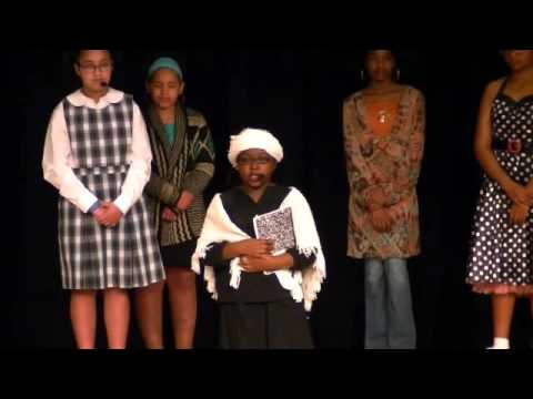 YES 2016 What's Going On / Traveling Black History Wax Museum