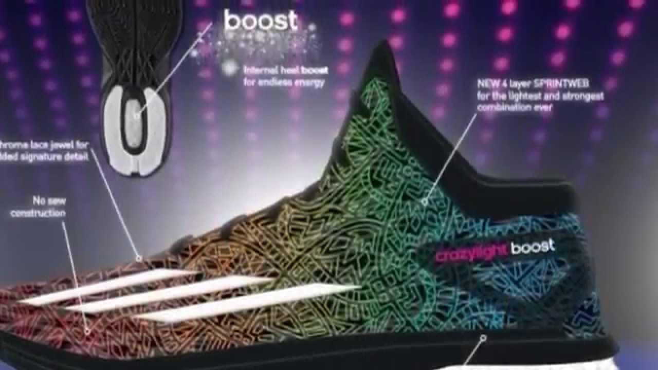 adidas crazy light boost 4
