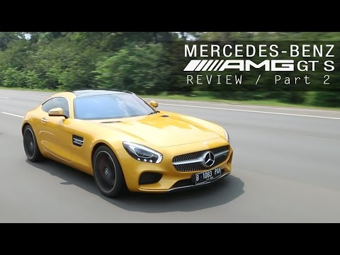 Mercedes-AMG GT S 2016 Review Indonesia | OtoDriver (Part 2/2)