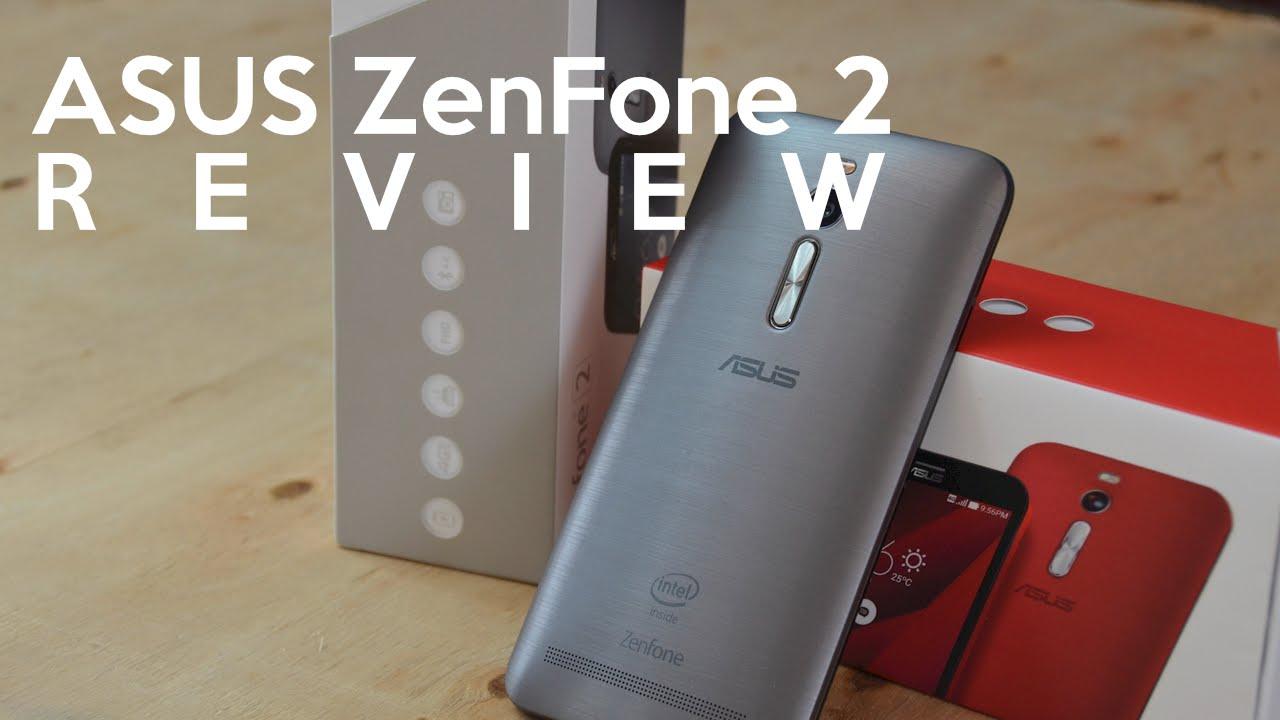 Analisis Asus Zenfone 2 Review En Espanol