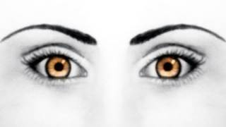 How to Draw Realistic Vampire Eyes: (Twilight Saga Breaking Dawn part 2)