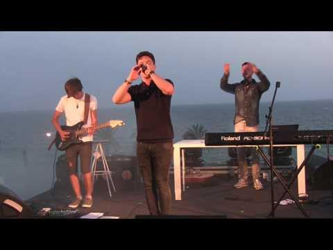 Nico Santos - NRW-Radio Event in Palma 8.7.17 (short version)