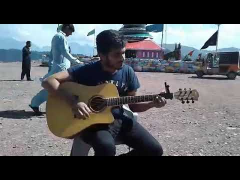 Main Sufi Hoon (The Sketches)   Acoustic Cover   Mair Hassan