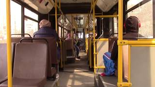 видео Автобус Киев - Тольятти