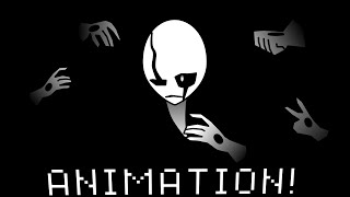 Animation: Pacifist W.D. Gaster Fight