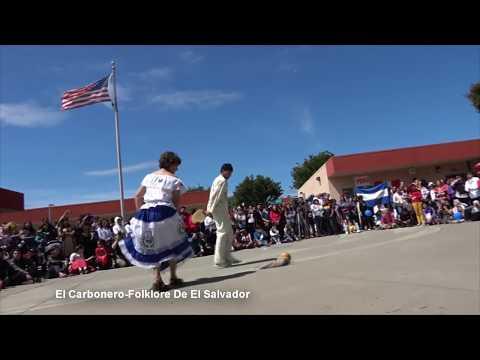 El Salvador at San Mateo Adult School 2017