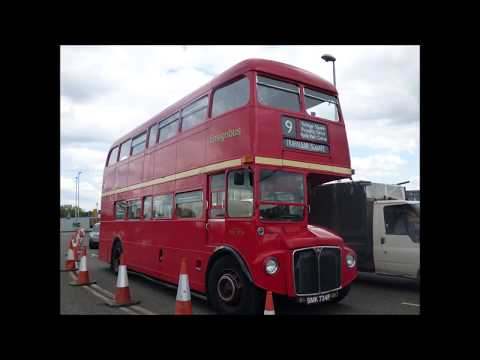 *FULL/RARE ROUTE VISUAL* The Woolwich Ferry - Visions International Tours - South East Garage Bash
