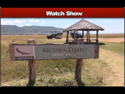 The American Innovator - Masai Mara Bateleur Camp