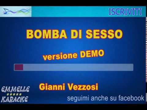 Bomba Di Sesso DEMO Base Karaoke Gianni Vezzosi