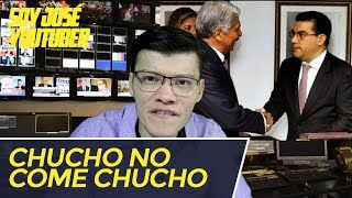 CHUCHO NO COME CHUCHO - SOY JOSE YOUTUBER