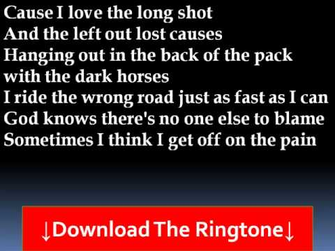 Gary Allan - Get Off On The Pain Lyrics