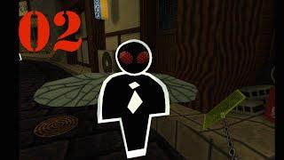 Jazzpunk Episode 2, The Negative Professional Swatter