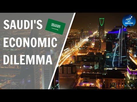 Saudi Arabian Economy: Economic Crisis?