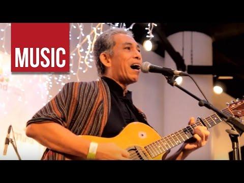 "Joey Ayala - ""Magkabilaan"" feat. Zach Lucero Live!"