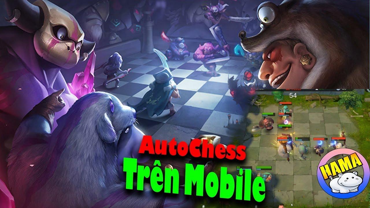 Auto Chess Mobile – Hướng Dẩn Tải Và Đăng Kí Để Chơi Auto Chess Trên Mobile