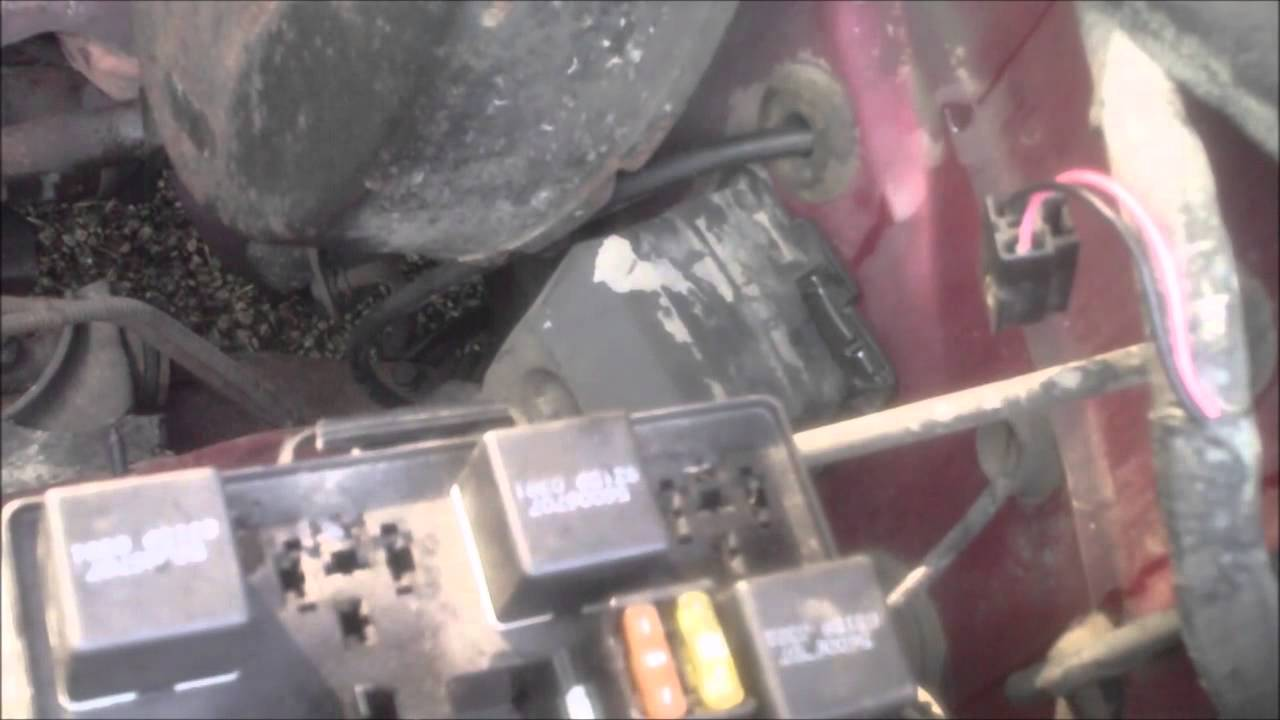91 Dodge Dakota Fuse Box Clicking 33 Wiring Diagram Images 93 Crank No Start Fix Youtube