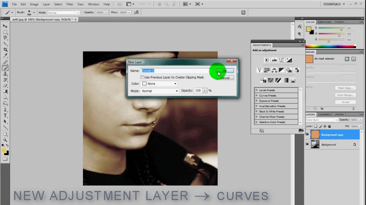 Photoshop cs4 icon tutorial 1 youtube photoshop cs4 icon tutorial 1 baditri Image collections