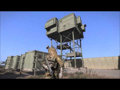 Cool Guys Don't Look At Explosions (Arma 3 Parody)