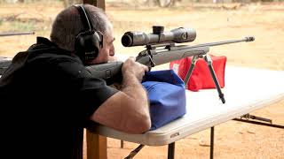 Precision Shooting Australia long range calibration, 6 November 2020