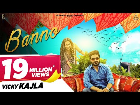 Banno - Official | Vicky Kajla, Raj Mawer | Ghanu Music | New Haryanvi Songs Haryanavi 2020