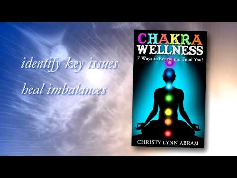 Chakra Wellness Book Trailer