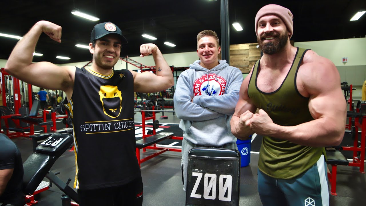 Pre Miami Pump With Nelk Boys Steve Will Do It Youtube Training with the nelk boys in canada ft. pre miami pump with nelk boys steve will do it