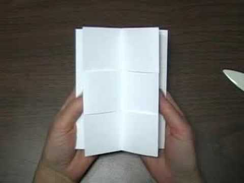 Hidden Message Card with Karen